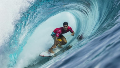 World Surf League renova acordo de transmissão com Facebook